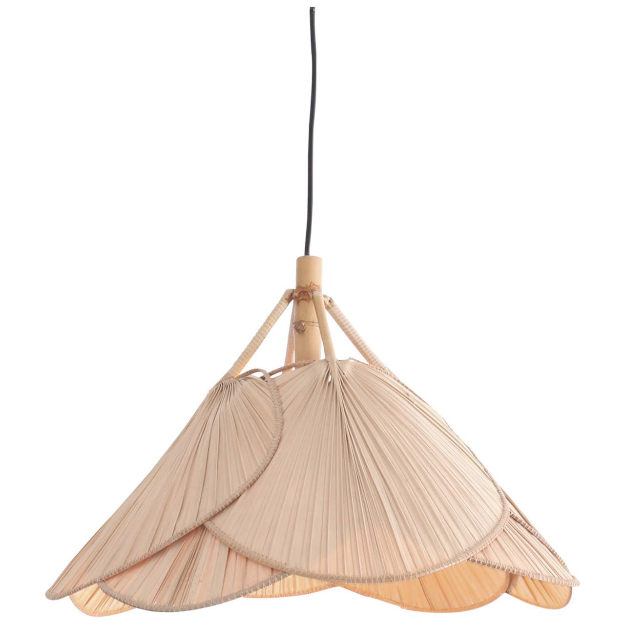 Ingo Maurer Uchiwa Pendant Lamp | From a unique collection