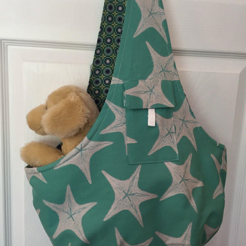 dog sling carrier pattern free