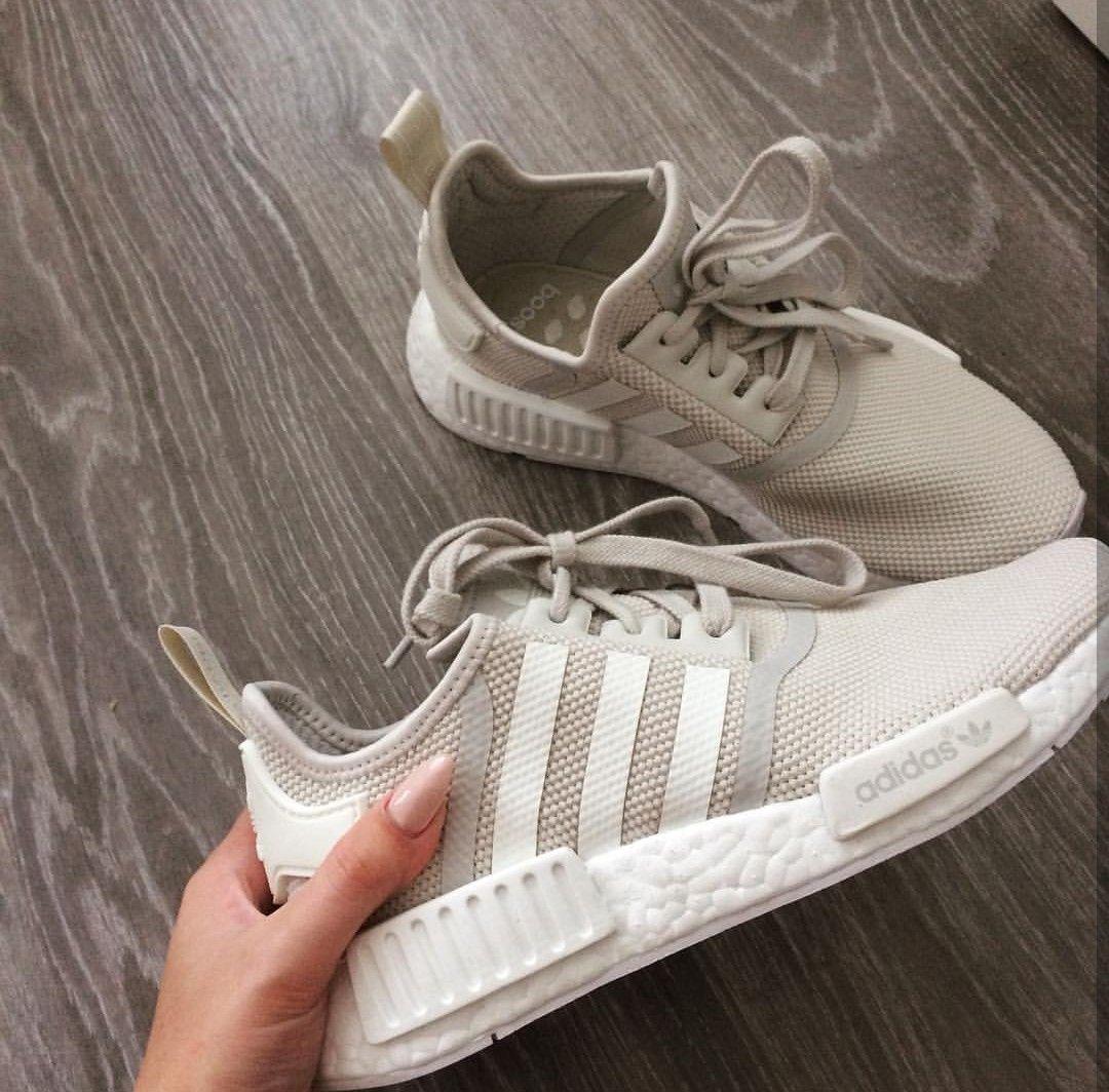 503db0009 adidas Originals NMD im creme beige    Foto  kubenkovakaterina (Instagram)
