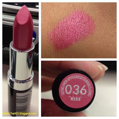 Perfect For Olive Skin Tone Rimmel London Lipsticks