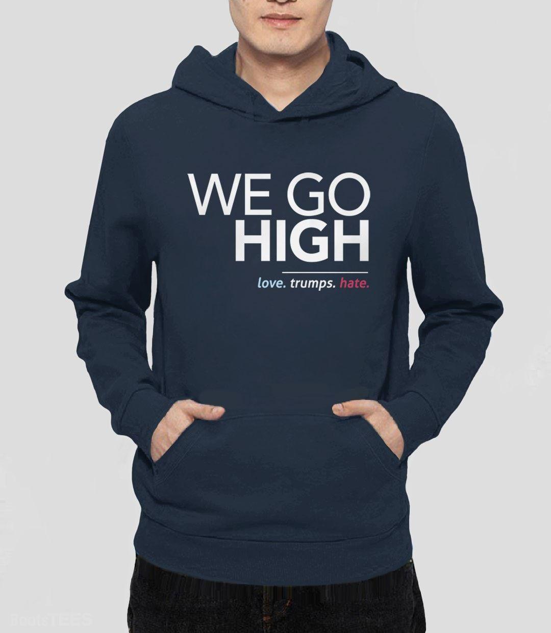 anti trump shirt, love trumps hate sweatshirt, nasty woman sweatshirt, trump protest shirt, anti trump hoodie