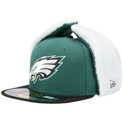 c457d73a55f New Era Philadelphia Eagles Dog Ear Fitted Hat