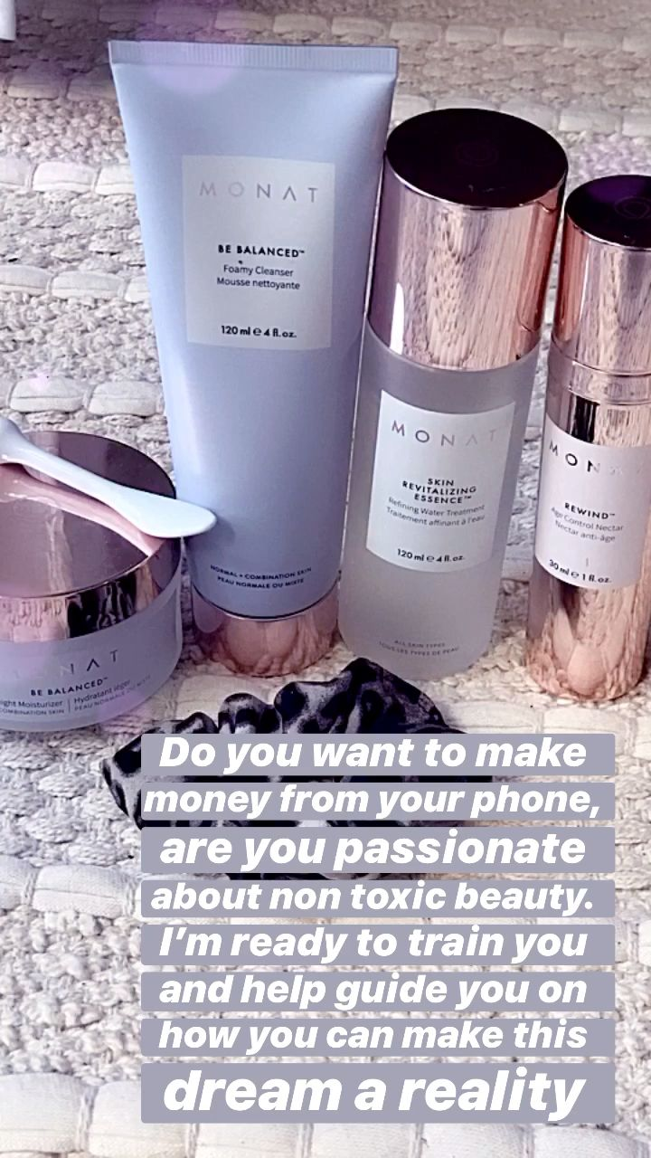 Are you passionate about non toxic beauty care. Make money from your home with training. #investinyourself #becomeyourownboss #skincare #nontoxicbeauty #beautyblogger #workfromhomeonline