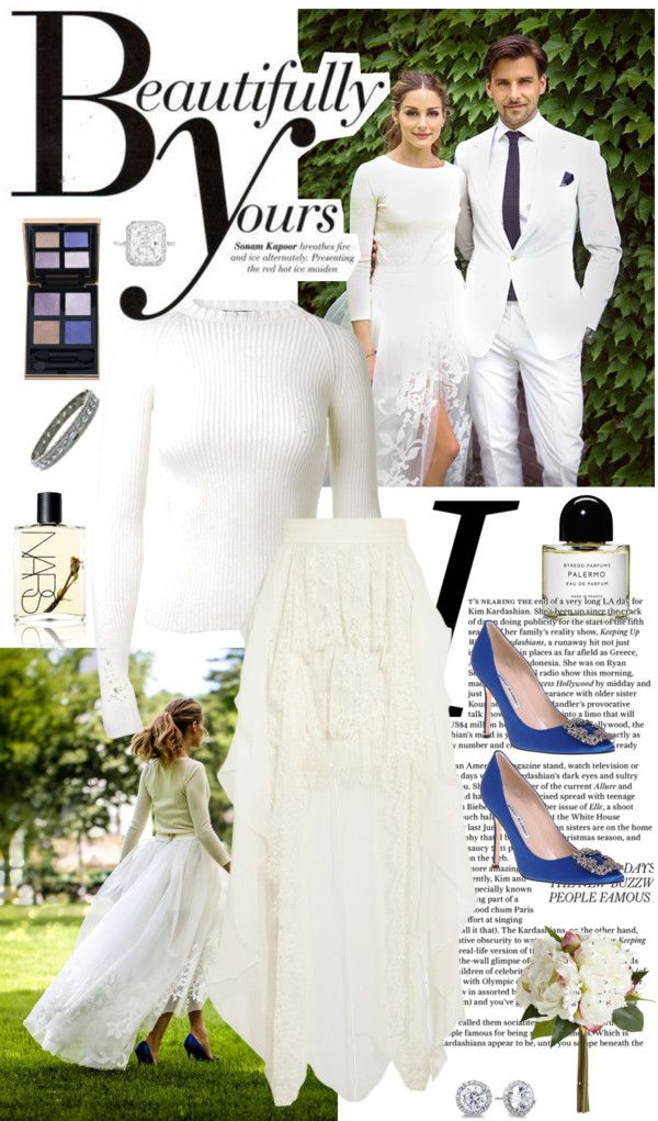 Olivia Palermo Wedding Style By Yashviashar On Polyvore