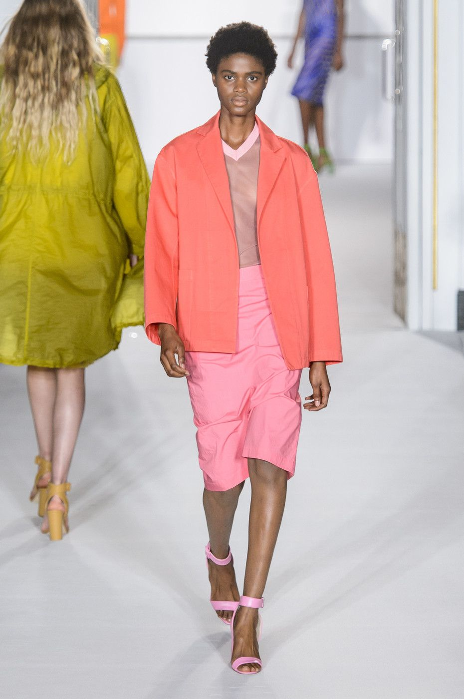 Jasper Conran at London Spring 2018