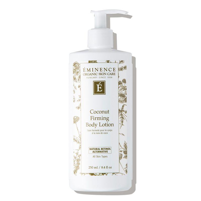 Eminence Organic Skin Care Coconut Firming Body Lotion Organic Skin Care Natural Skin Health Eminence Organic Skin Care