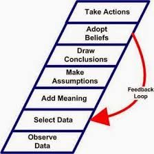 Image result for the ladder of inference