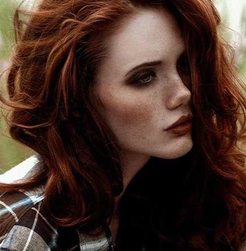 Dark Auburn Hair Fair Skin  Google Search  Hair  Pinterest
