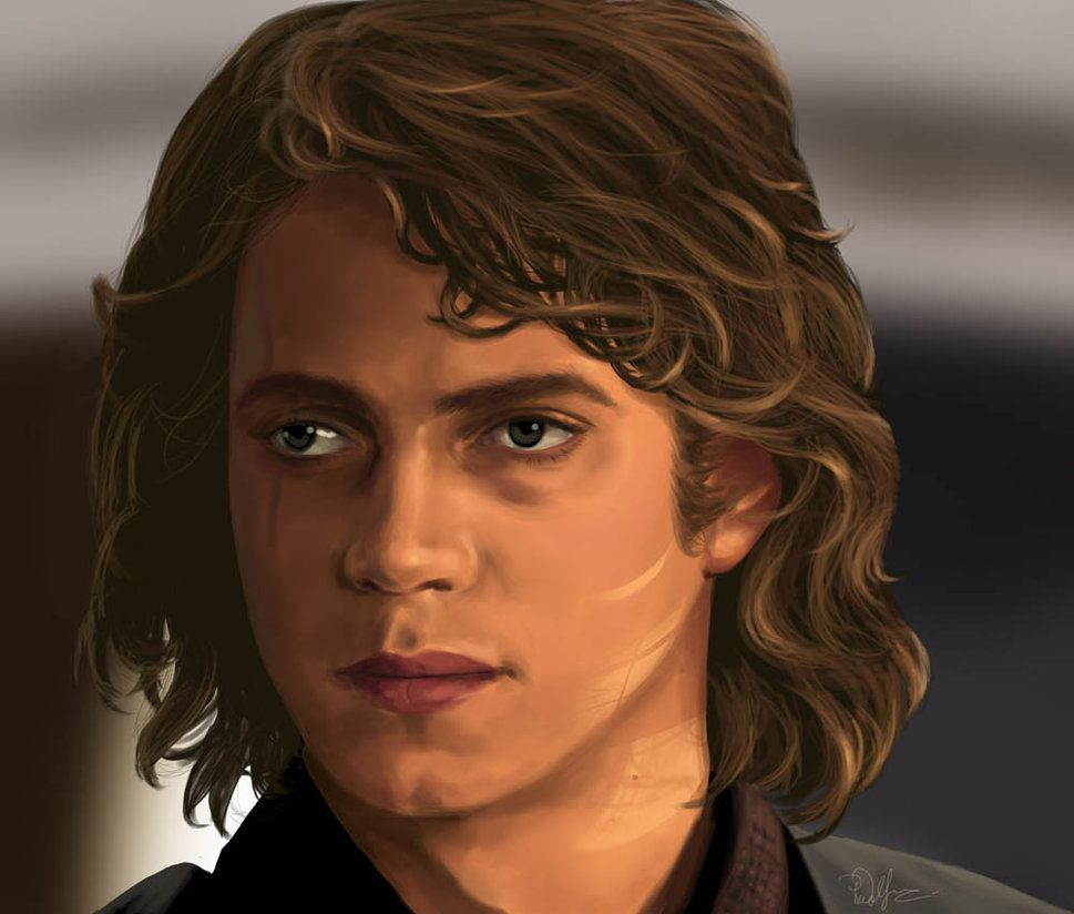 anakin skywalker by afrodite on deviantart | nerd art