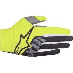 Photo of Alpinestars Dune2 Bicycle 2018 Gloves Black Yellow S Alpinestars