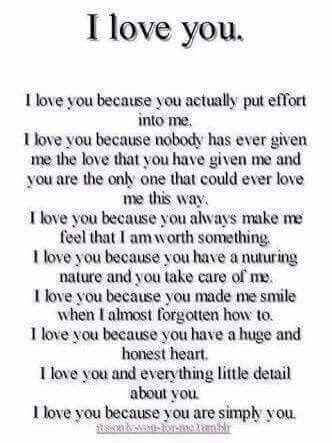 Ich vermisse meine Liebeszitate