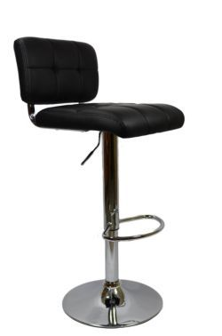 Stupendous Buy Castro Bar Stool Black From Our Bar Tables Stools Evergreenethics Interior Chair Design Evergreenethicsorg
