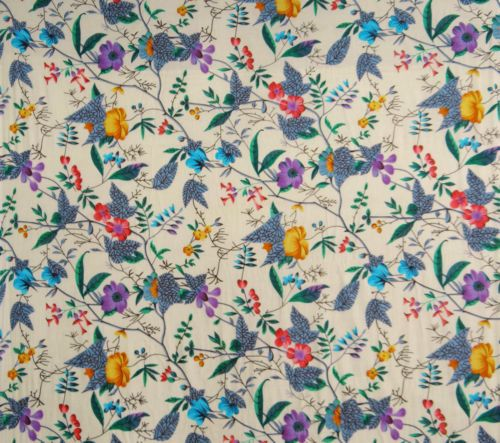 """White Indian Cotton Material 43/"""" Wide Dressmaking Fabric Sewing Craft By 1 Yd"""
