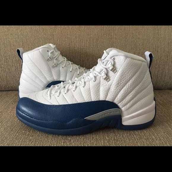 09b38f2ca42 Air Jordan 12 French Blue 100% Authentic. Brand New. Comes with OG box. I  take offers. Jordan Shoes Sneakers