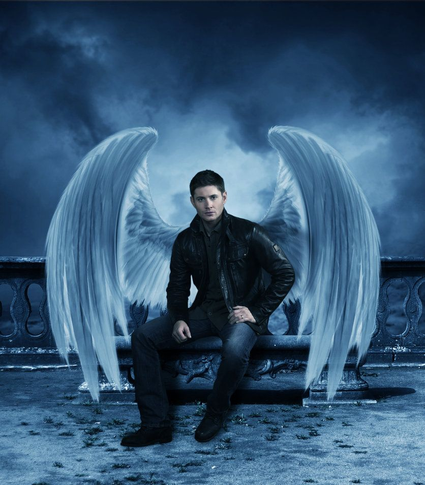 Tears of an Angel ~ DEAN/CASTIEL DESTIEL ~ SUPERNATURAL ... |Supernatural Dean Angel