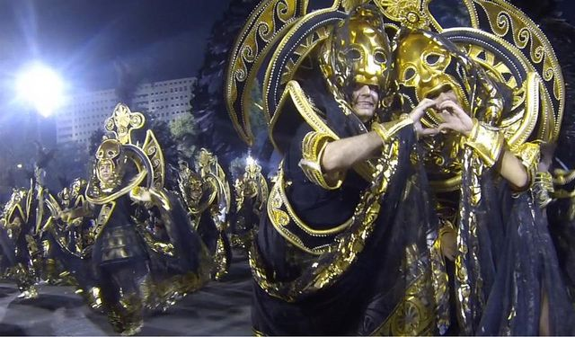 The Rio Carnival 2013 | Flickr - Photo Sharing!The energy and vivid costumes of the Rio Carnival provided a feast for the senses.