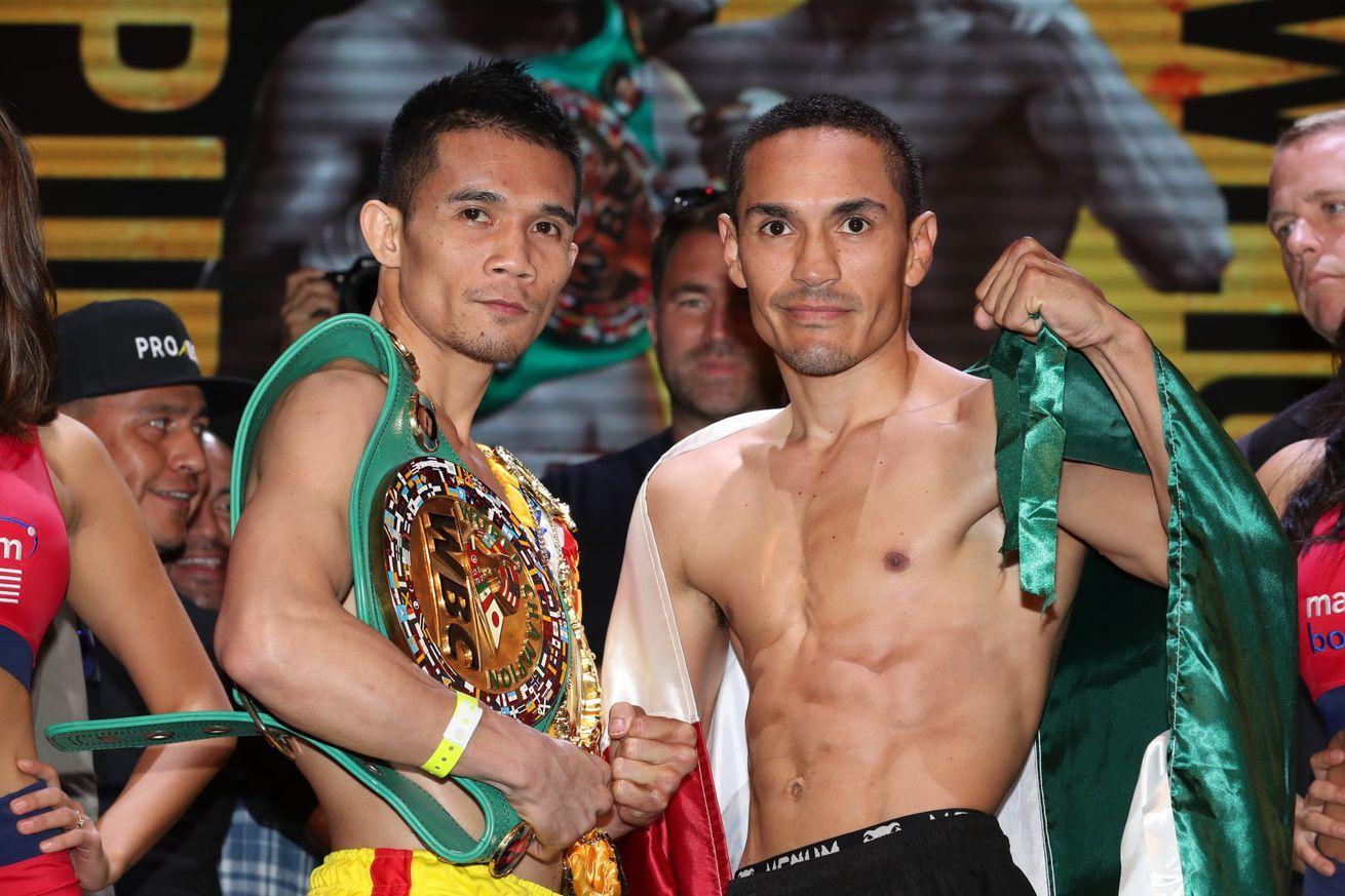 How to watch Rungvisai vs Estrada 2 Boxing news, Wbc