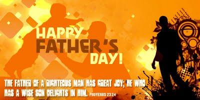this is me christian fathers days bible verses
