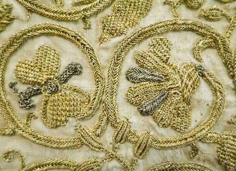 A Tale Of Two Coifs English Embroidery Pinterest Embroidery