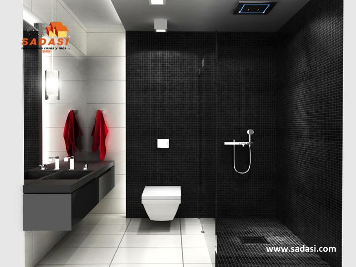 #gruposadasi LAS MEJORES CASAS DE MÉXICO. Las paredes de gresite, son ideales para el baño de la casa porque es un material muy higiénico y práctico, además de resistente contra la humedad, así como a los cambios de temperatura, por lo cual, son de uso común en el recubrimiento de albercas. La colocación es muy similar a la del azulejo. Le invitamos a ser parte de la experiencia Sadasi, adquiriendo su casa en nuestros desarrollos. informes@sadasi.com
