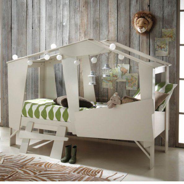 lit enfant cabane camif - Lit Cabane But