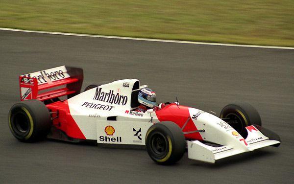 1994 McLaren MP4/9 - Peugeot (Mika Hakkinen)