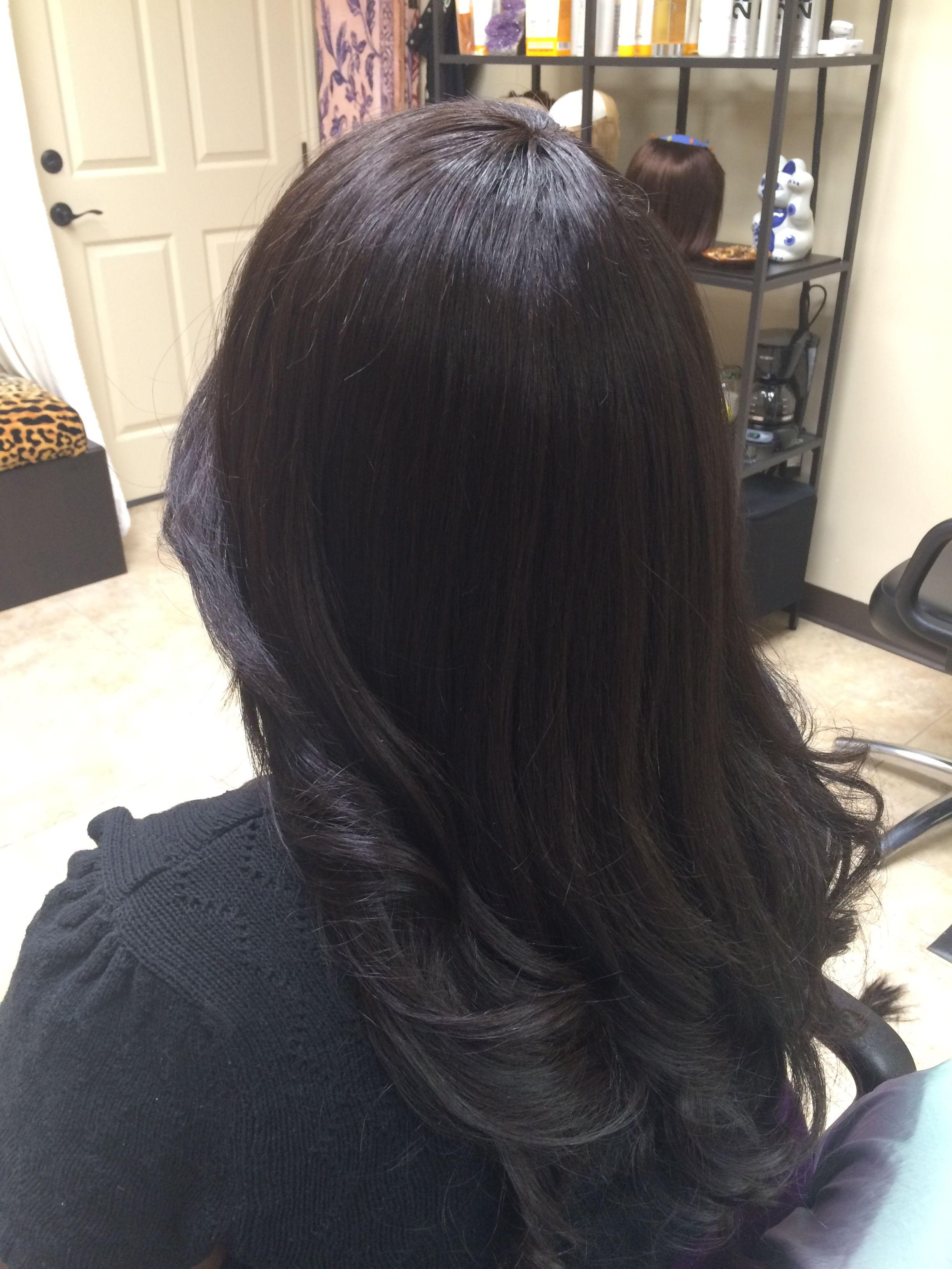 Custom unit jahair hair weaves and hair replacement