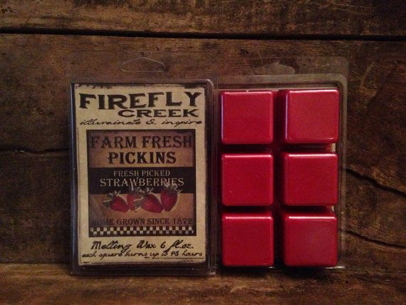 6oz. Large Aroma Bar- Melting Wax scented in Pickins on Etsy, $5.00