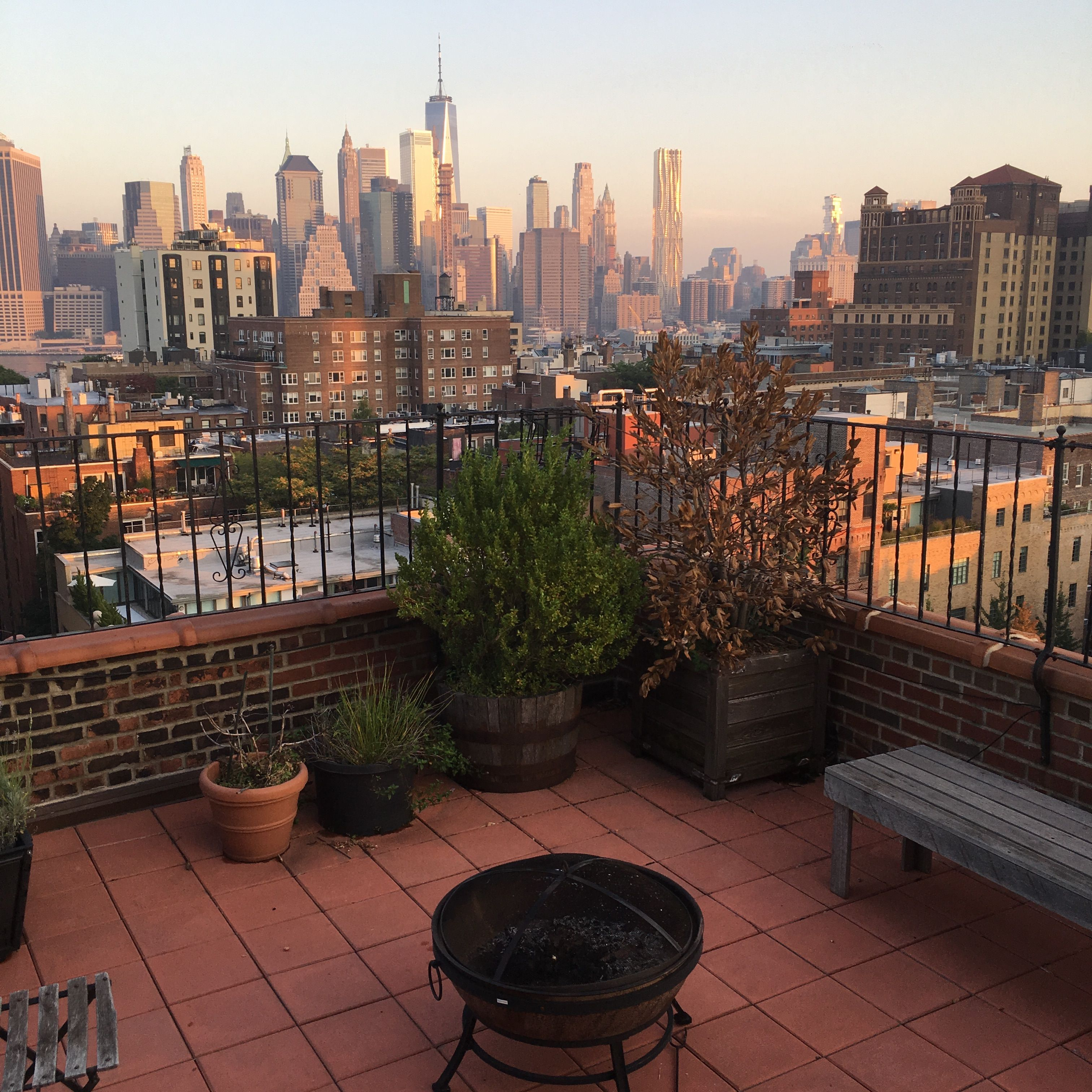 160 Henry Street Massive Penthouse In Brooklyn With 360