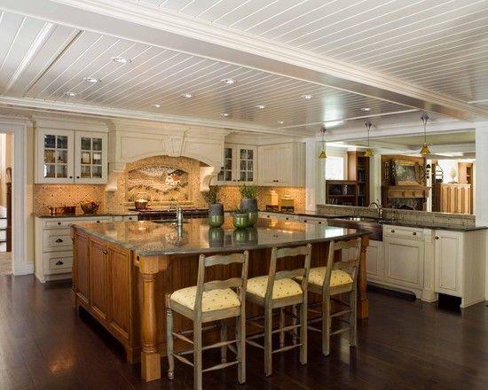 78 best images about kitchen ideas on pinterestcloset doors - Kitchen Ceiling Ideas