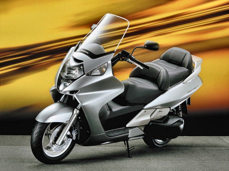 honda silverwing two wheels pinterest honda scooters and mopeds. Black Bedroom Furniture Sets. Home Design Ideas