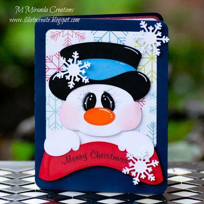 Tarjetas navideñas | Tarjetas navideñas | Pinterest | Tarjeta ...