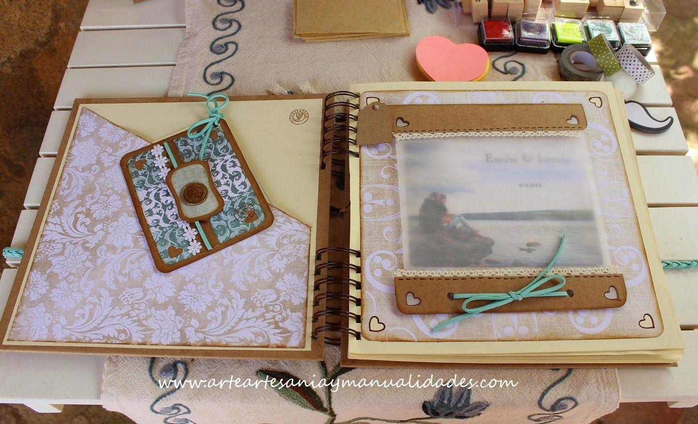 Arte artesania y manualidades libro de firmas y - Artesania y decoracion ...