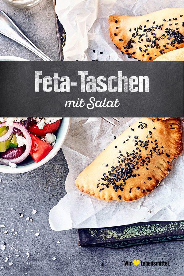 Feta-Taschen - Rezept | EDEKA