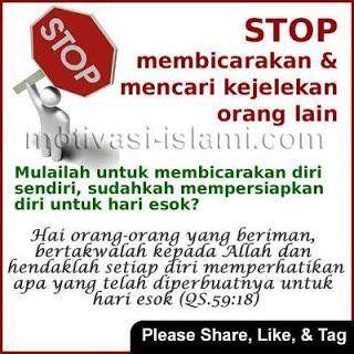 Kata Kata Motivasi Dalam Islam Blaming Others