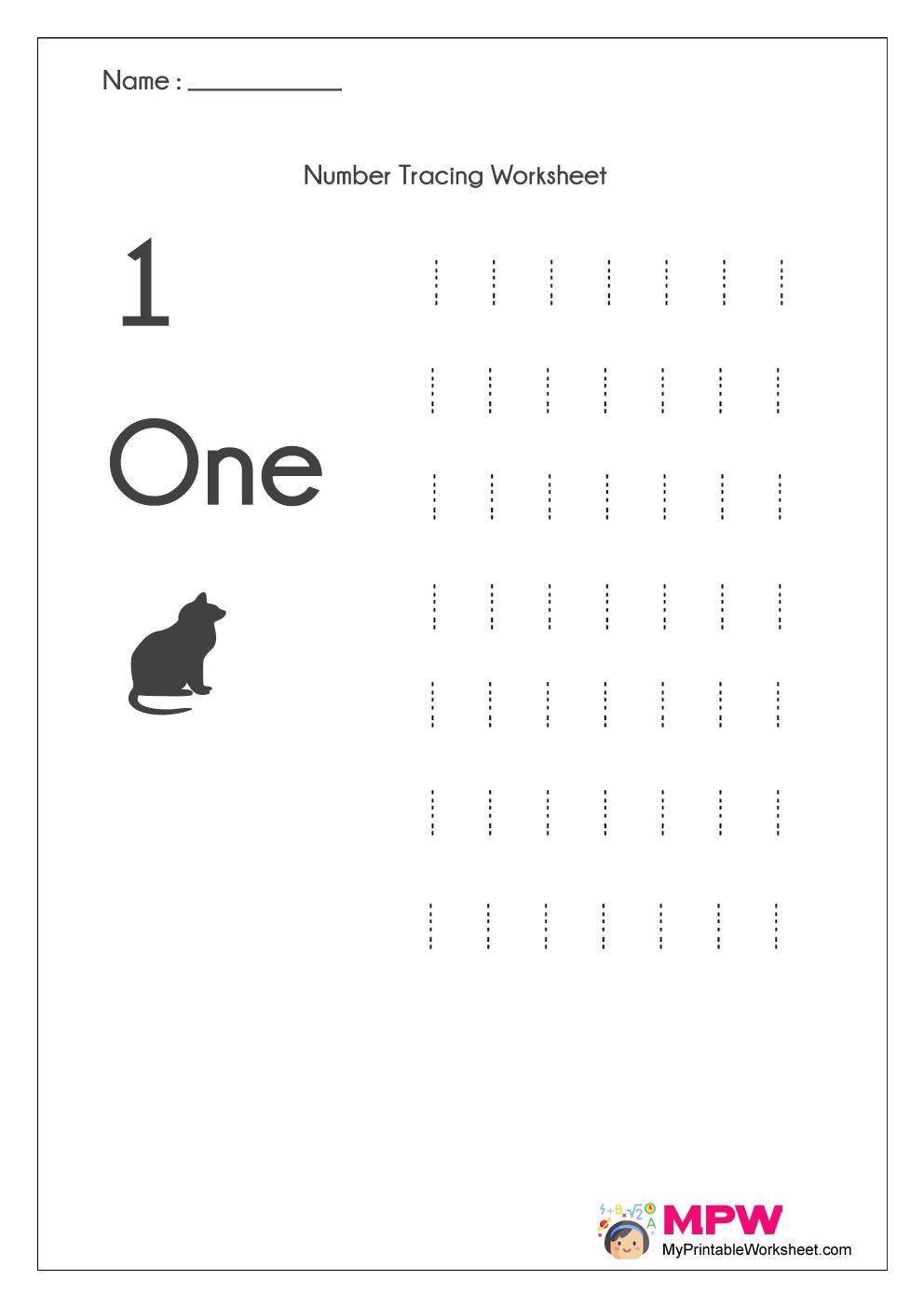 Number Tracing Worksheets 1 20 Dotted Line Number Tracing 1 10 Tracing Worksheets Number Tracing Tracing Worksheets Preschool [ 1403 x 992 Pixel ]