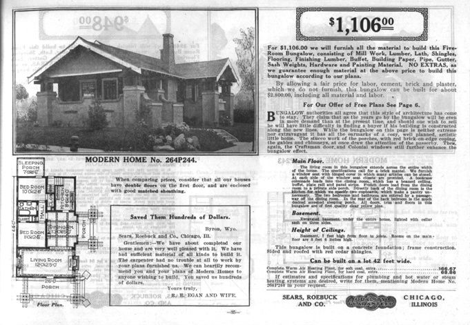 Find Old House Plans Here Historic Bungalows More Kit Homes Craftsman Style House Plans Bungalow Floor Plans
