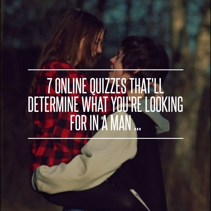 7 #Online Quizzes That'll #Determine What You're Looking for in