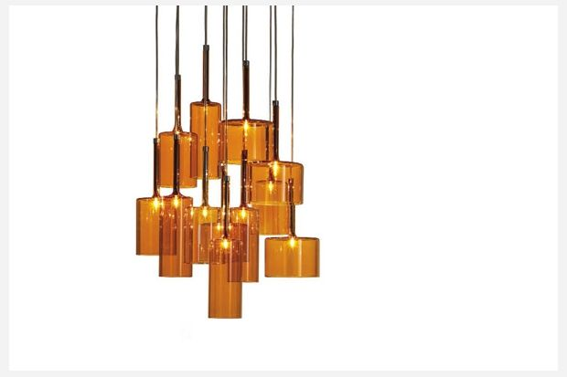 Let There Be Light!  Spillray 12-light chandelier
