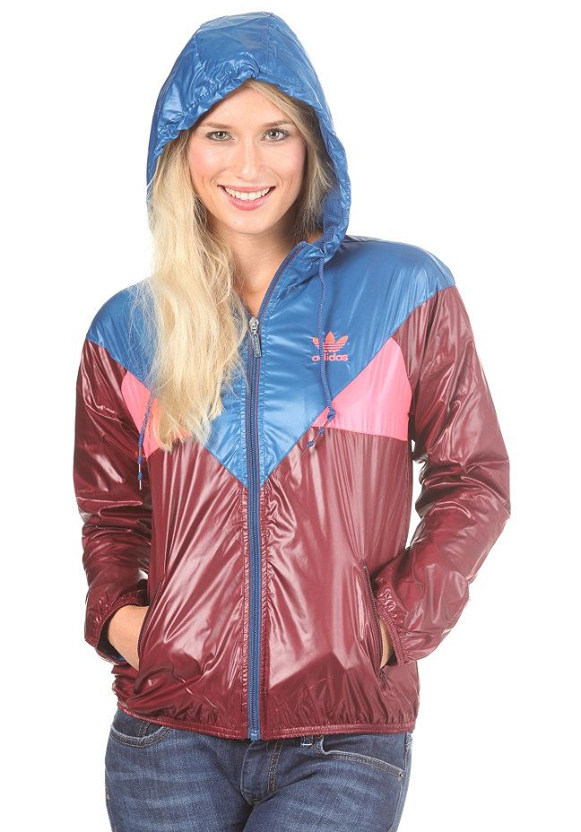 Shiny JacketSportswear RegenjackeJacken Adidas Nylon EYDWIH29