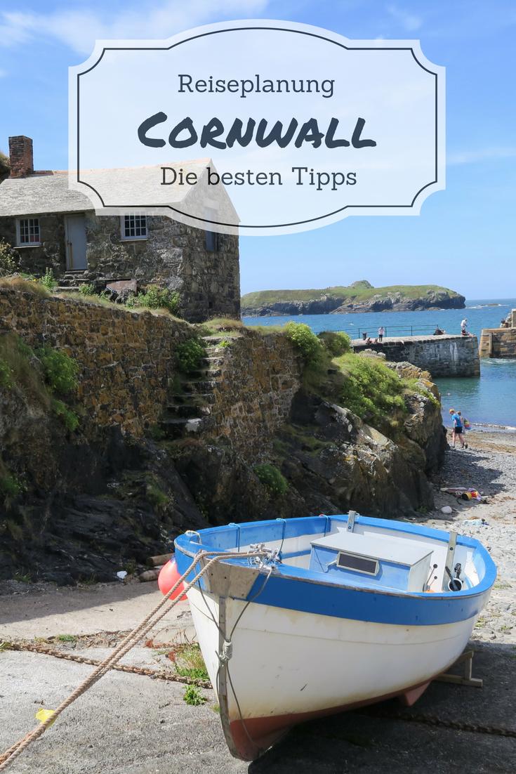 Cornwall mit Kindern – die besten Tipps für die Reiseplanung! #travelengland