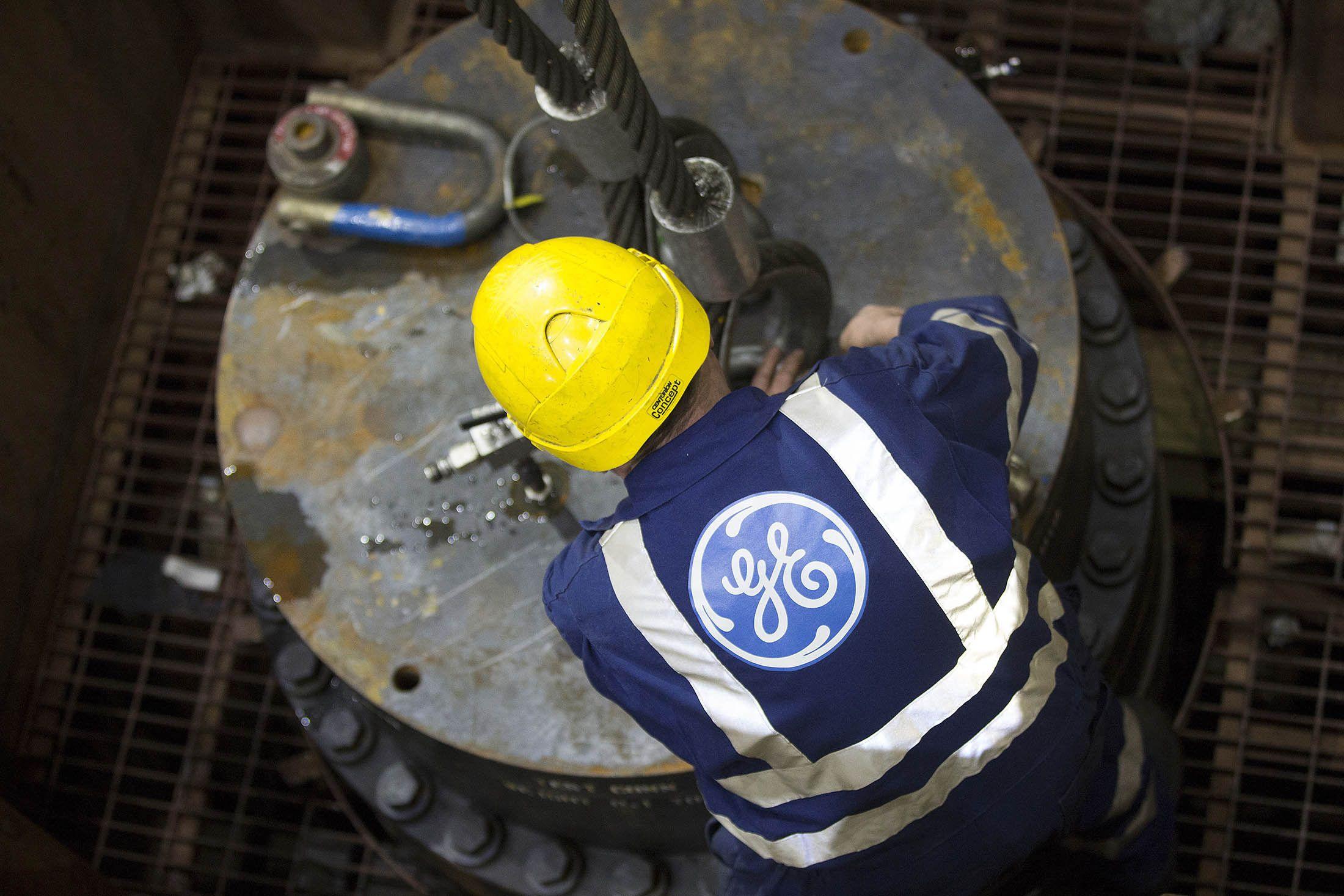 GE Creates 32 Billion OilServices Giant With Baker