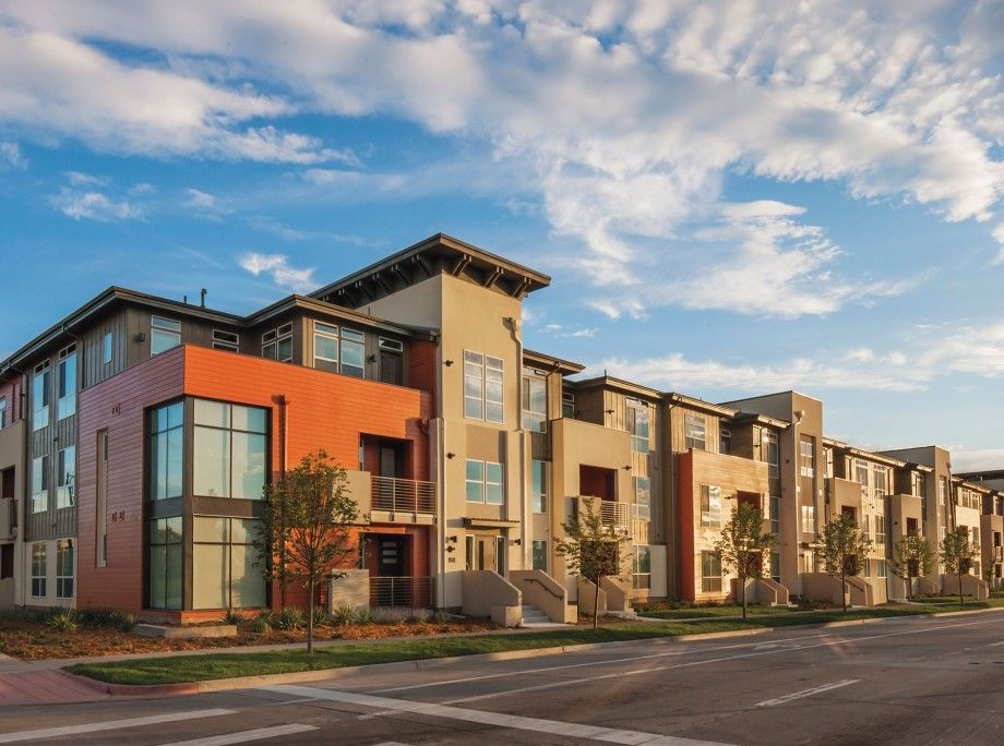 Apartments Denver Co Walk Up Design Ktgy Architects