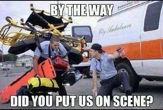 Paramedic Vs Emt With Images Emt Humor Ems Humor