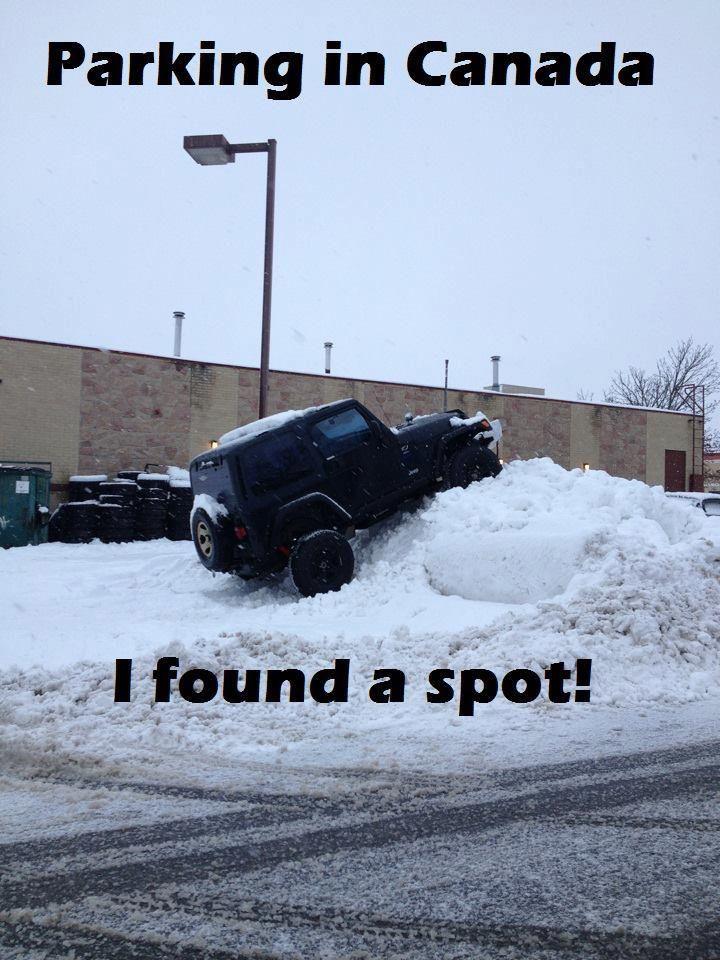 Funny Car Memes For Winter
