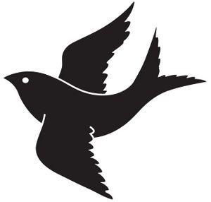 flying bird line art clipart best artwork pinterest bird rh pinterest co uk free clipart bird nest free bird clipart without background