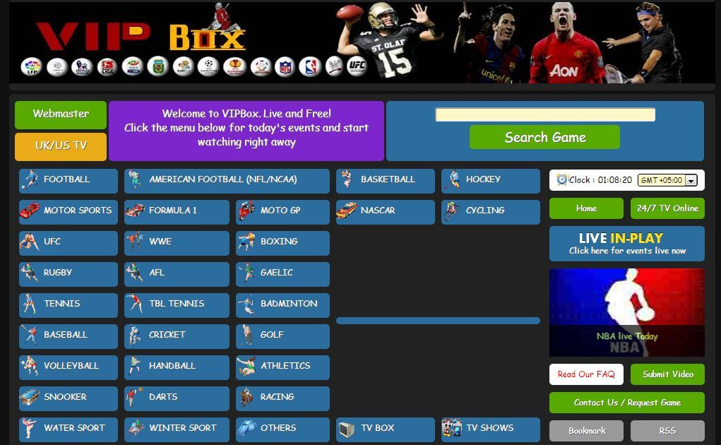 Watch Sports Online for Free Cash Cow Couple Watch