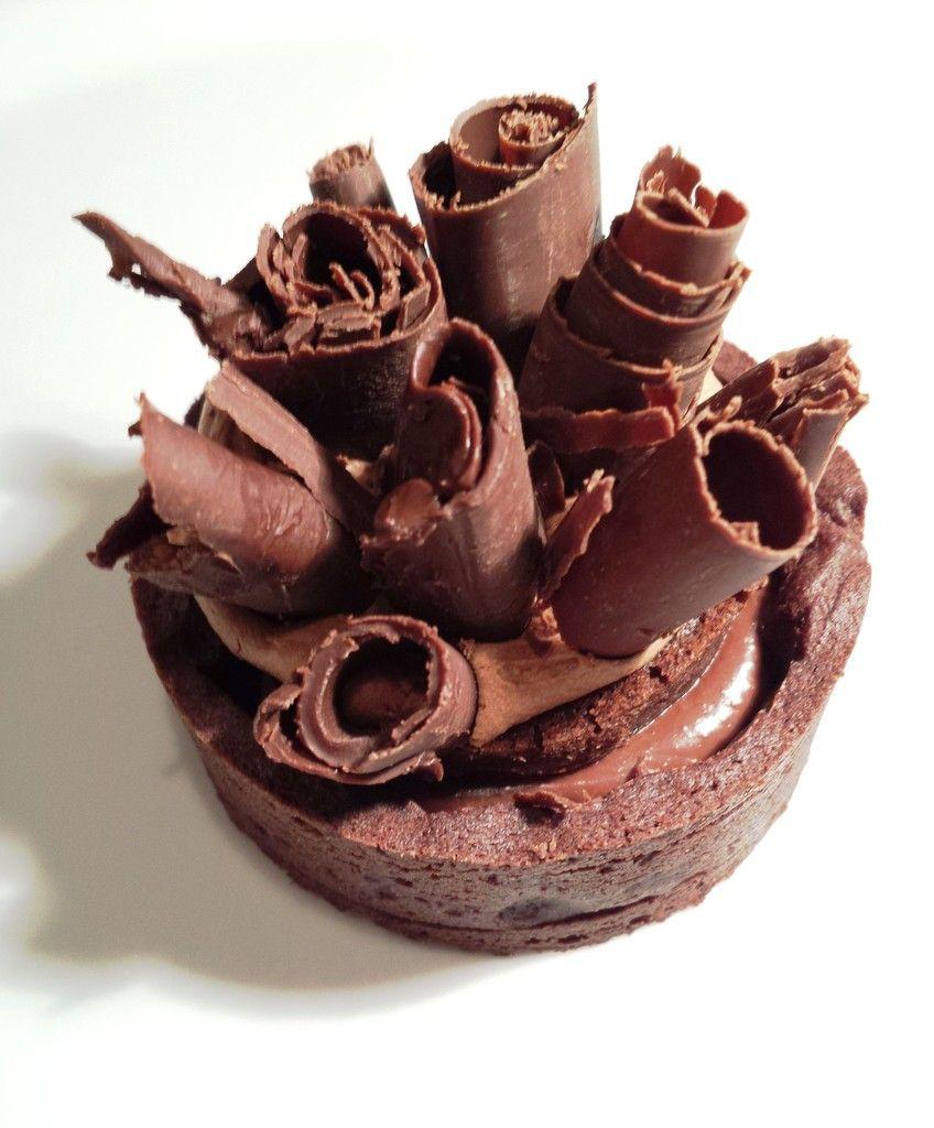 Tarte au chocolat de Jonathan Blot - Acidulée comme moi