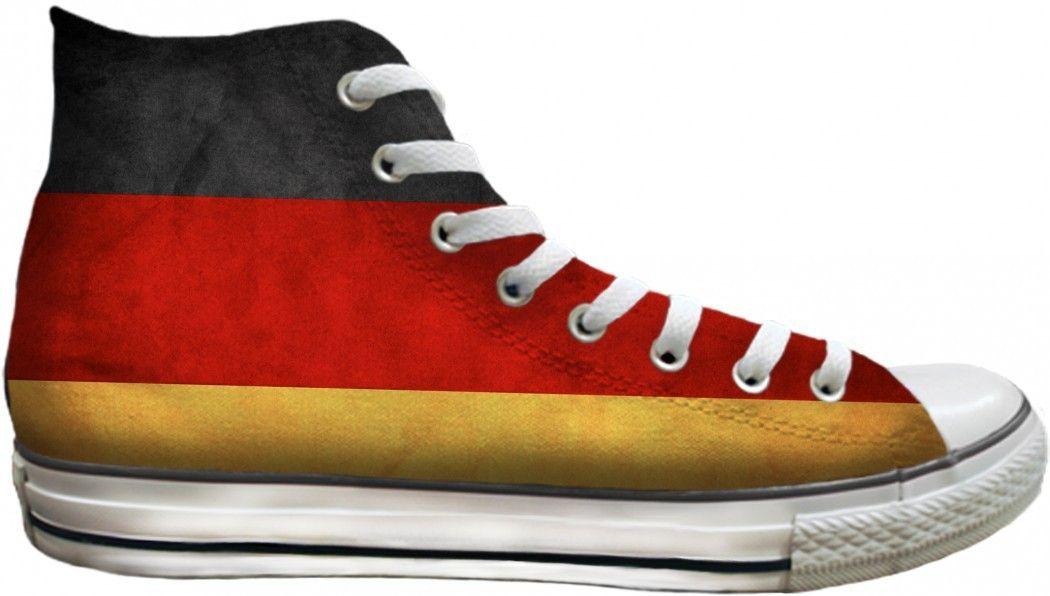 rozmiar 40 wyprzedaż różnie Baggins Original Hi Top Germany Flag GERMANFLAG | India ...
