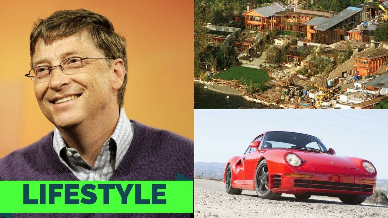 Bill Gates Net Worth Cars House Private Jets And Lifestyle Https Lifestylezi Com Video Bill Gates Net Worth Cars House Pr Private Jet Bill Gates Lifestyle